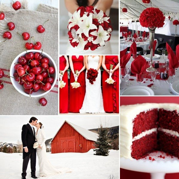 Wedding Decor Red and White Beautiful Red White Wedding Inspiration Linentablecloth
