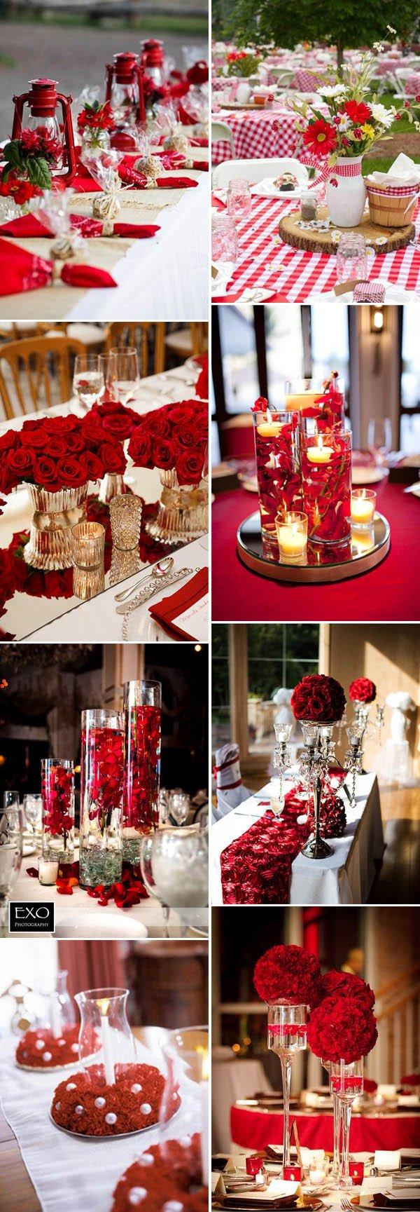 Wedding Decor Red and White Luxury 40 Inspirational Classic Red and White Wedding Ideas – Elegantweddinginvites Blog