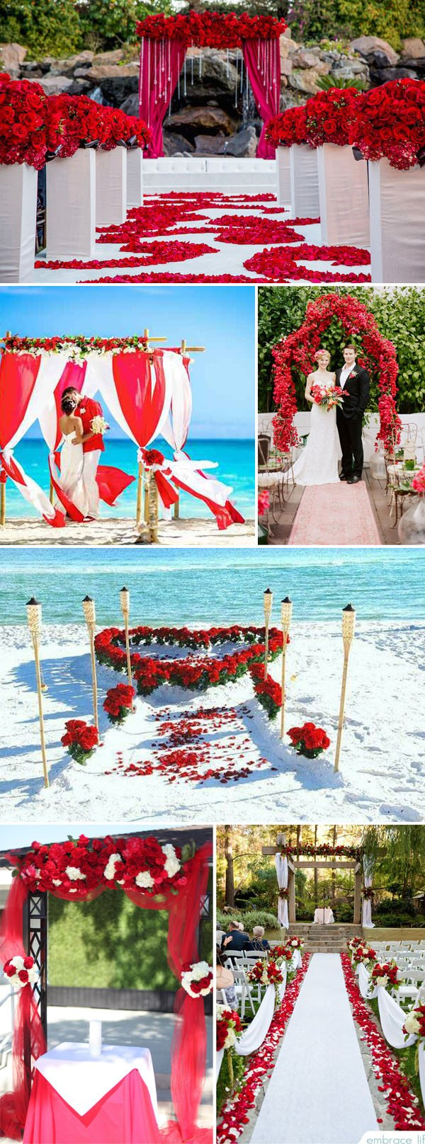 Wedding Decor Red and White New 40 Inspirational Classic Red and White Wedding Ideas