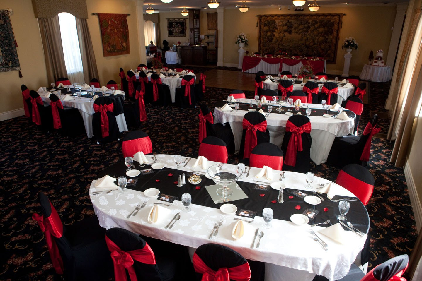 Wedding Decor Red and White New Ideas for Wedding Wedding Red Decoration Ideas