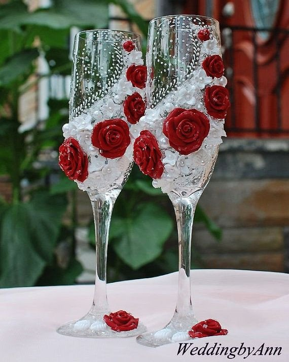 Wedding Decor Red and White Unique 25 Best Ideas About Champagne and Red Wedding On Pinterest