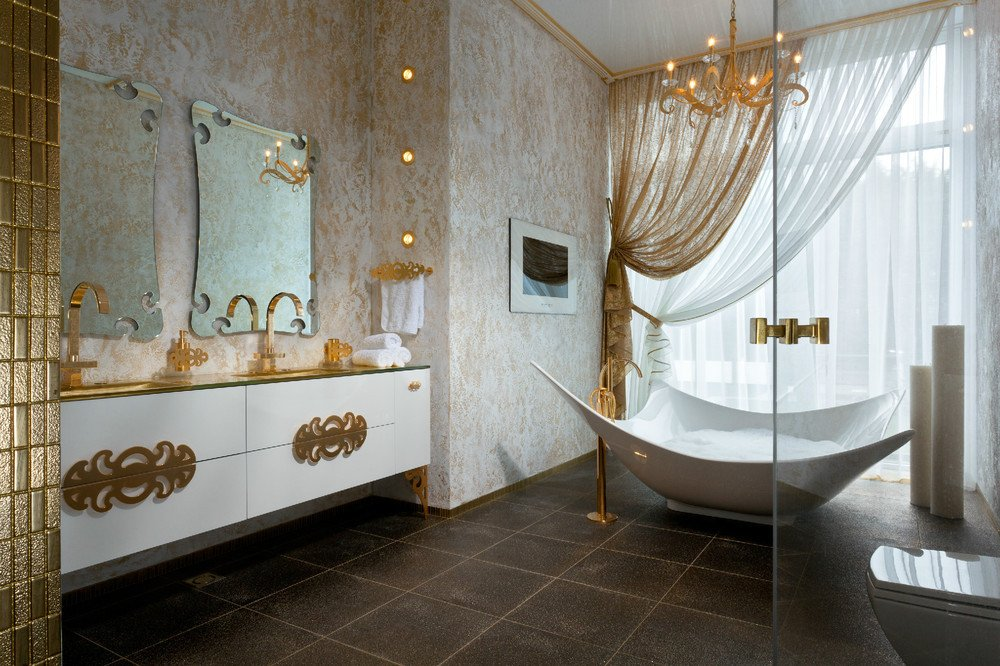 White and Gold Bathroom Decor Best Of Gold White Bathroom Decor