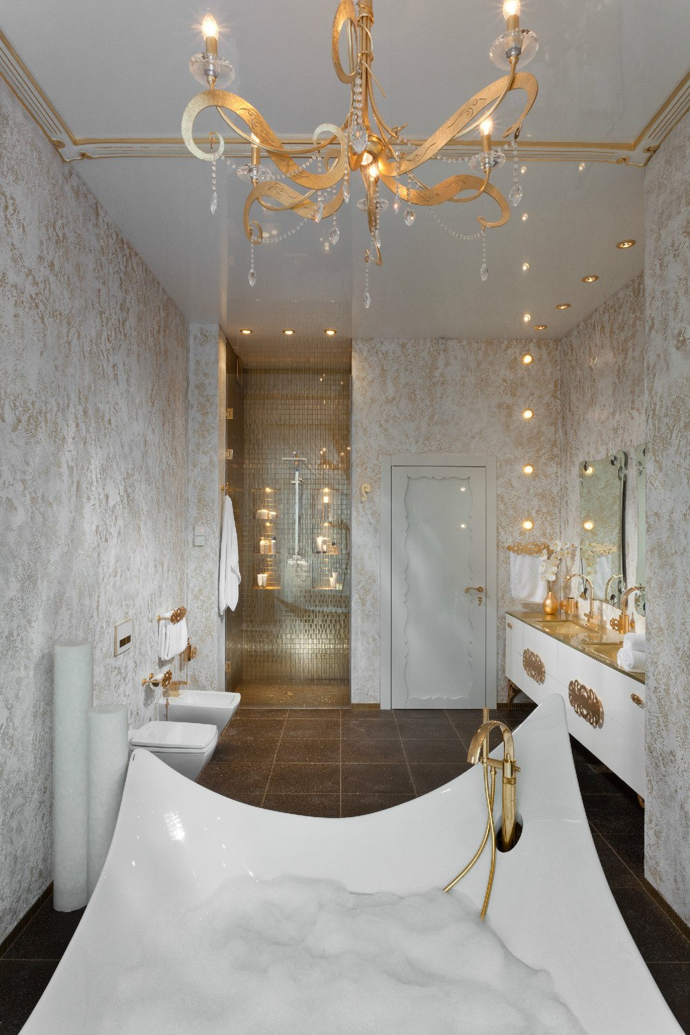 White and Gold Bathroom Decor New Gold White Bathroom Fixtures