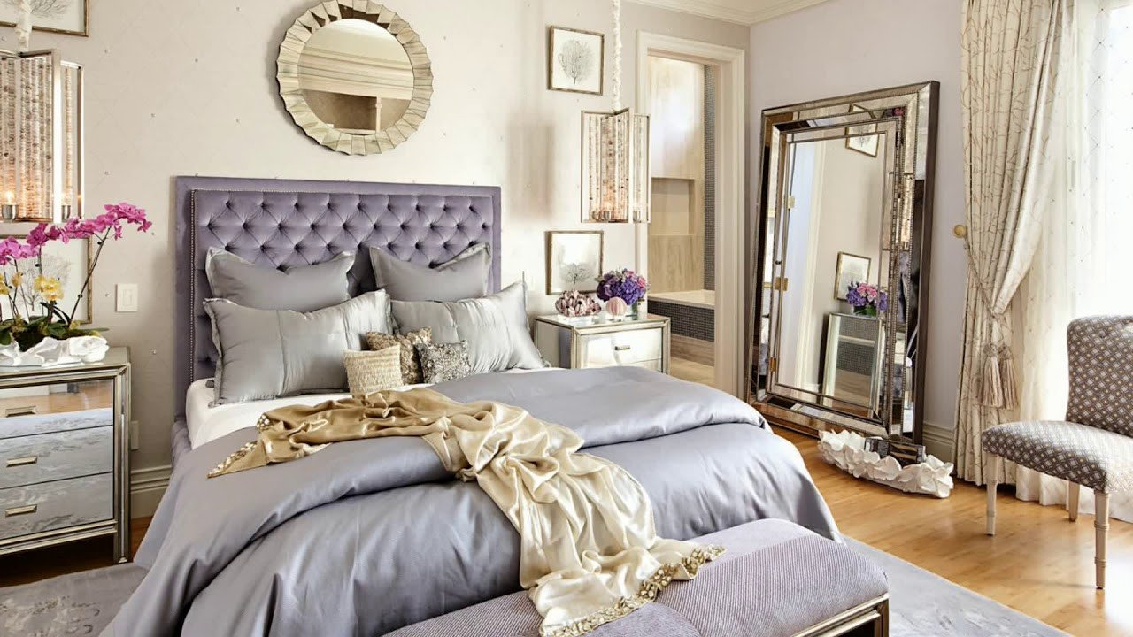 White and Gold Bedroom Decor Elegant Gold Color Bedroom Decorating Ideas 2018