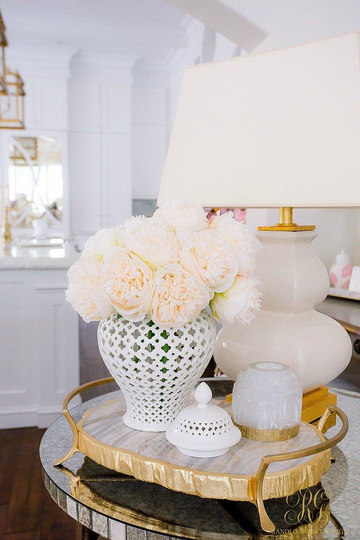 White and Gold Home Decor Best Of White and Gold Home Decor Randi Garrett Design