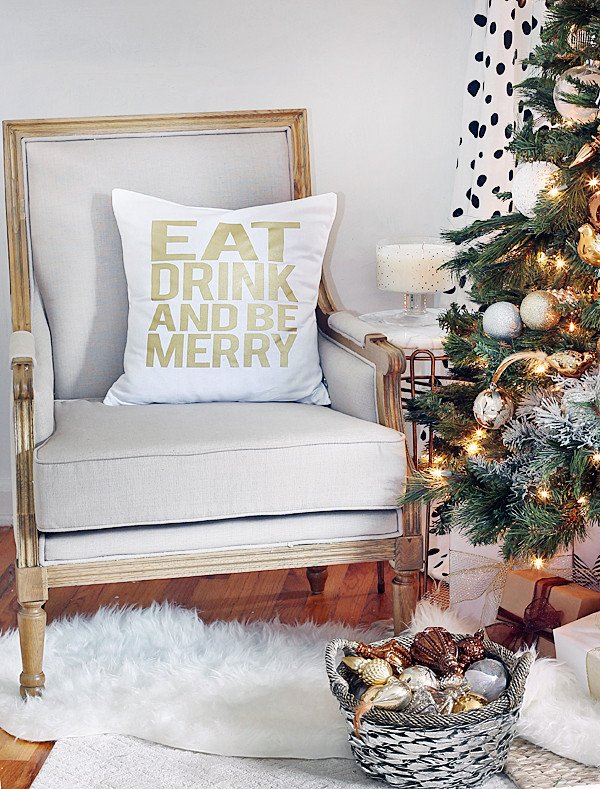 White and Gold Room Decor Lovely Christmas Decorating Ideas Black Brown & White Living Room