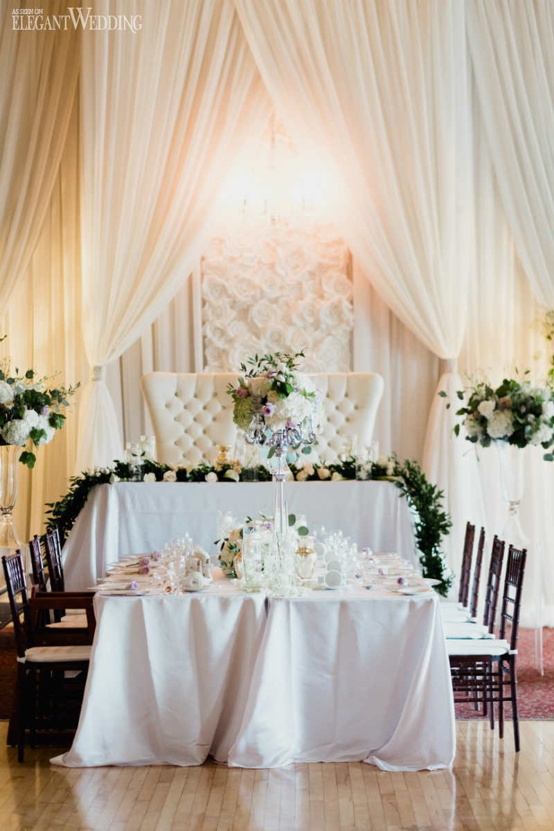 White and Silver Wedding Decor Inspirational Silver and White Wedding theme