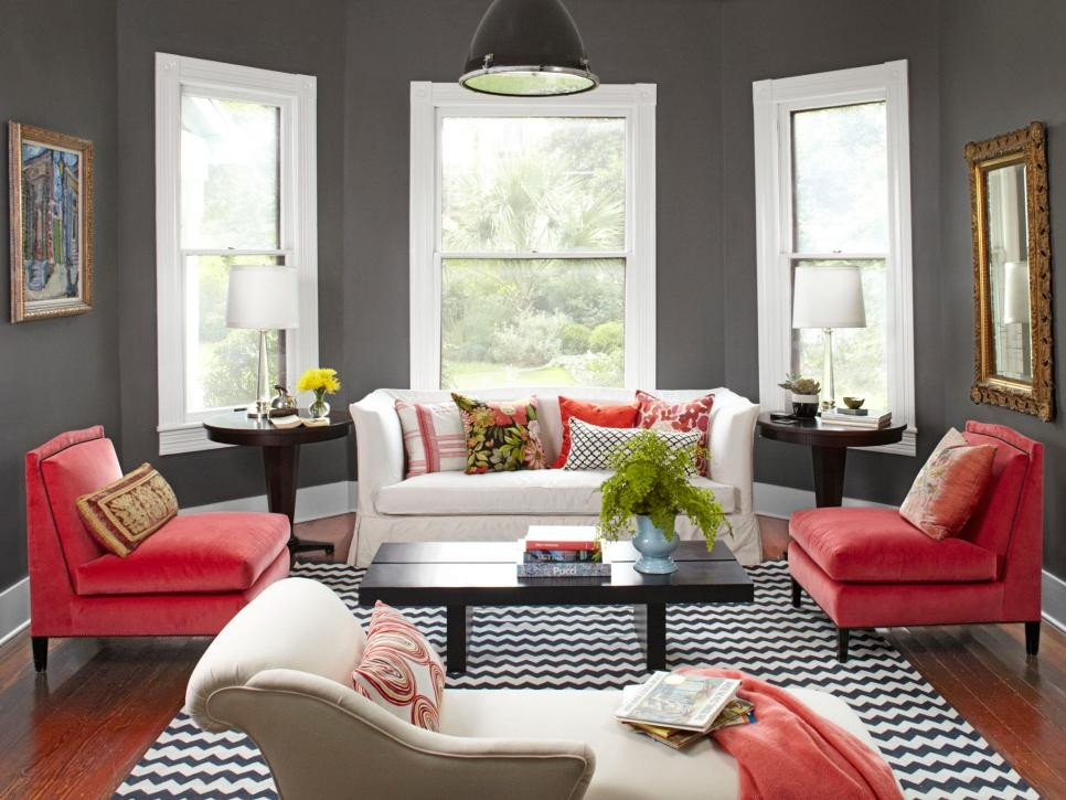 White Paint Guide for Living Room Decorating Best Of 22 Bold Decorating Ideas