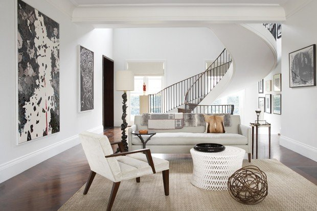 White Paint Guide for Living Room Decorating Best Of House & Home