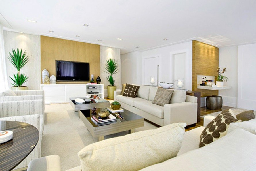 White Paint Guide for Living Room Decorating Luxury Contemporary Paint Colors Tips How to Make them Simple but sophisticated