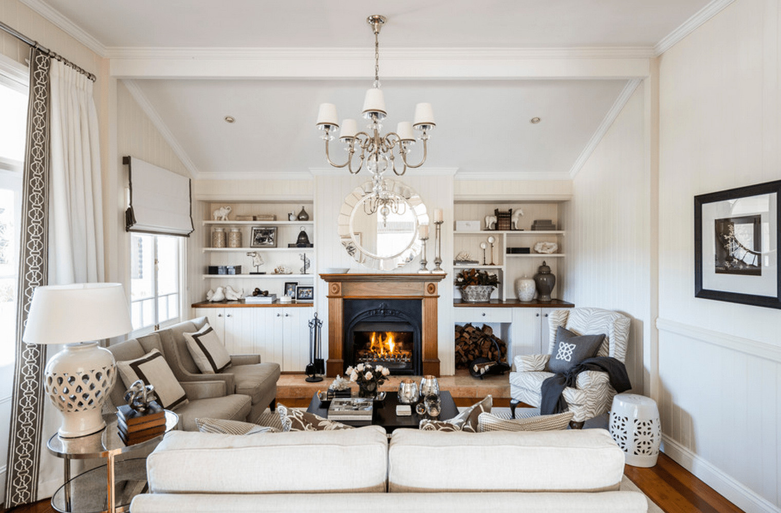 White Traditional Living Room Best Of 23 Traditional Living Rooms for Inspiration
