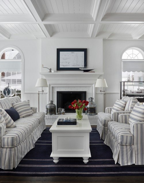 White Traditional Living Room Inspirational A Joyful Cottage 35 Cottage Style Living Rooms that Inspire