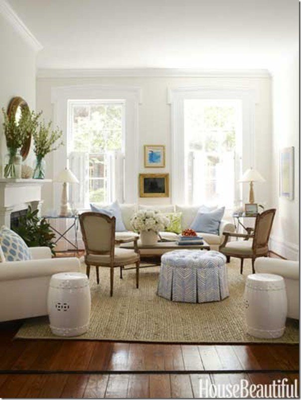 White Traditional Living Room Inspirational Defining Your Decorating Style southern Hospitality