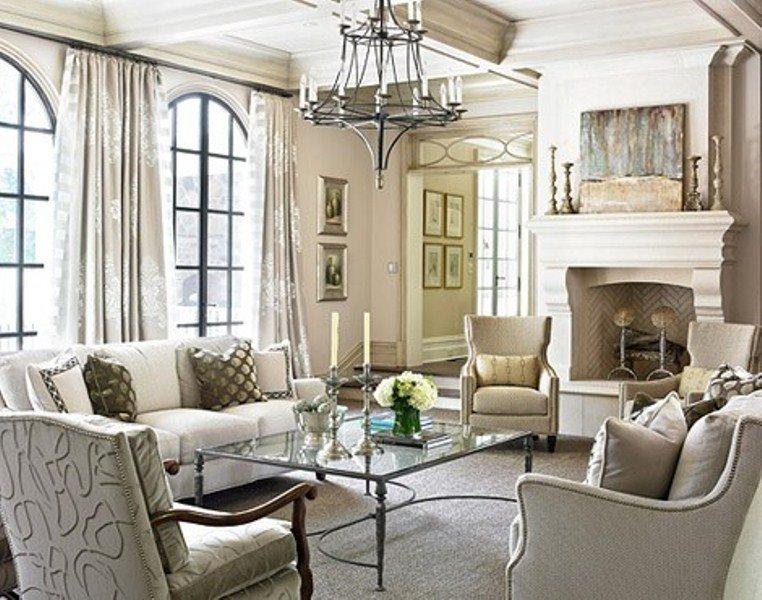 White Traditional Living Room New 15 Inspiring Beige Living Room Designs