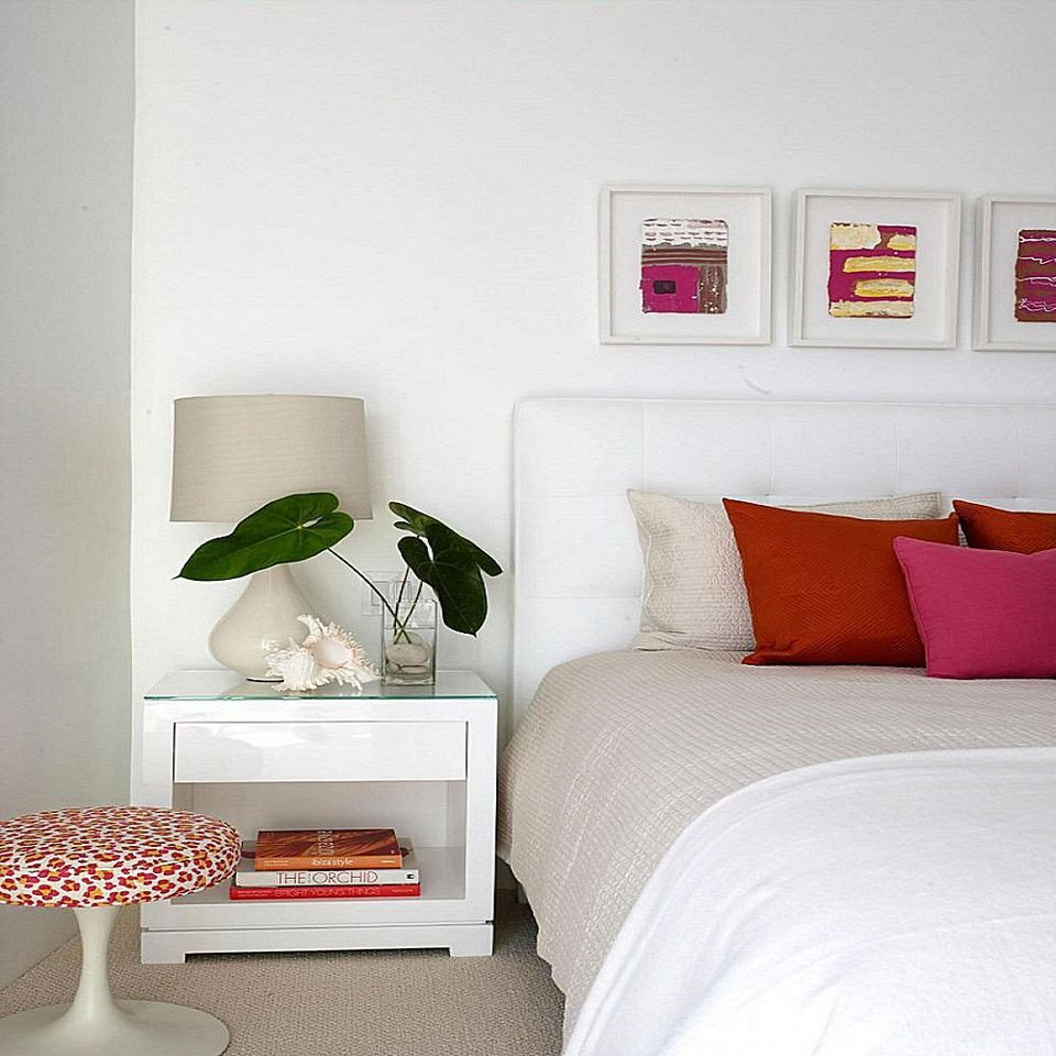 White Wall Decor for Bedroom Best Of Decorating Bedrooms with White Walls