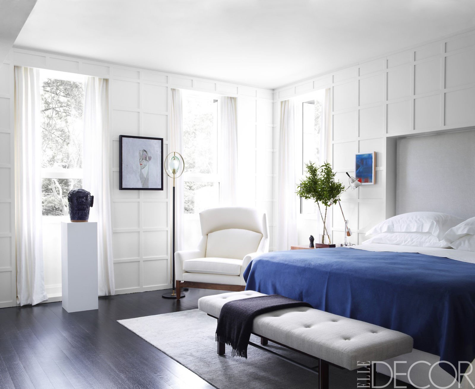 White Wall Decor for Bedroom Fresh Layering Shades Of White