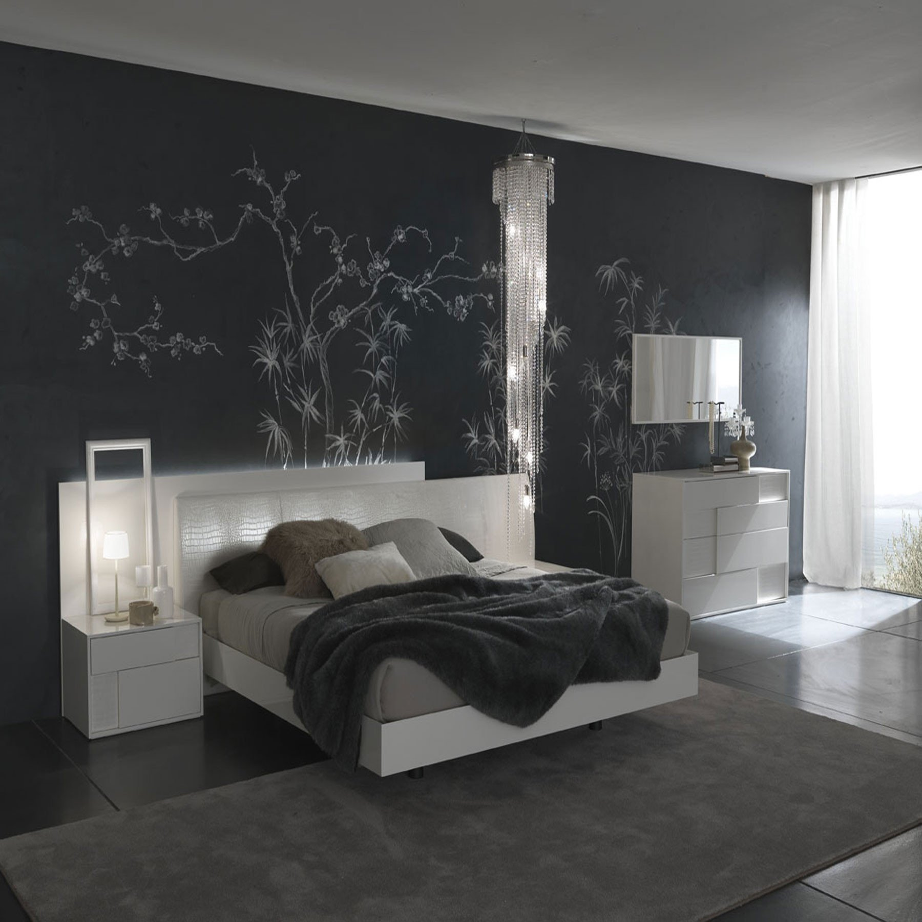 White Wall Decor for Bedroom Inspirational 50 Best Bedrooms with White Furniture for 2019