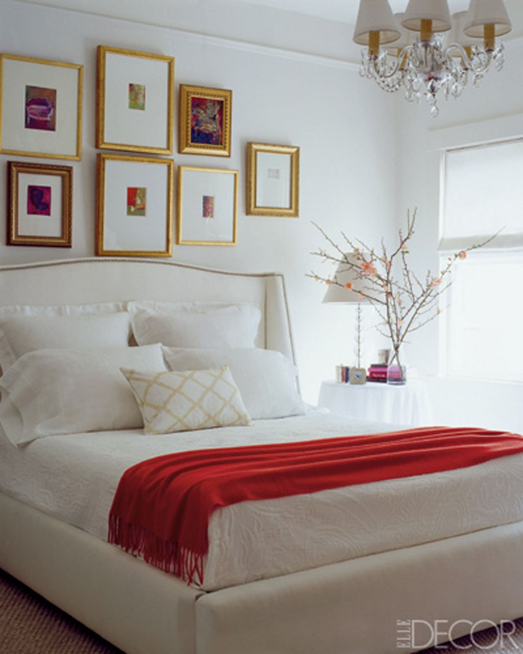 White Wall Decor for Bedroom Luxury 41 White Bedroom Interior Design Ideas &