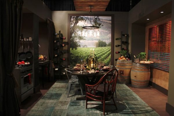 Wine Decor for Dining Room Best Of 19 Interesting Ways Using Wine Barrels In Home Décor
