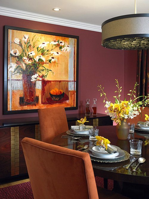 Wine Decor for Dining Room Lovely Wine Color Ideas Remodel and Decor