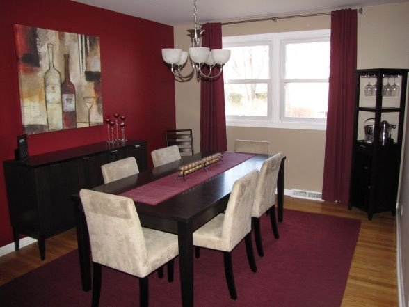 Wine themed dining room Dining Room Designs Decorating Ideas HGTV Rate My Space
