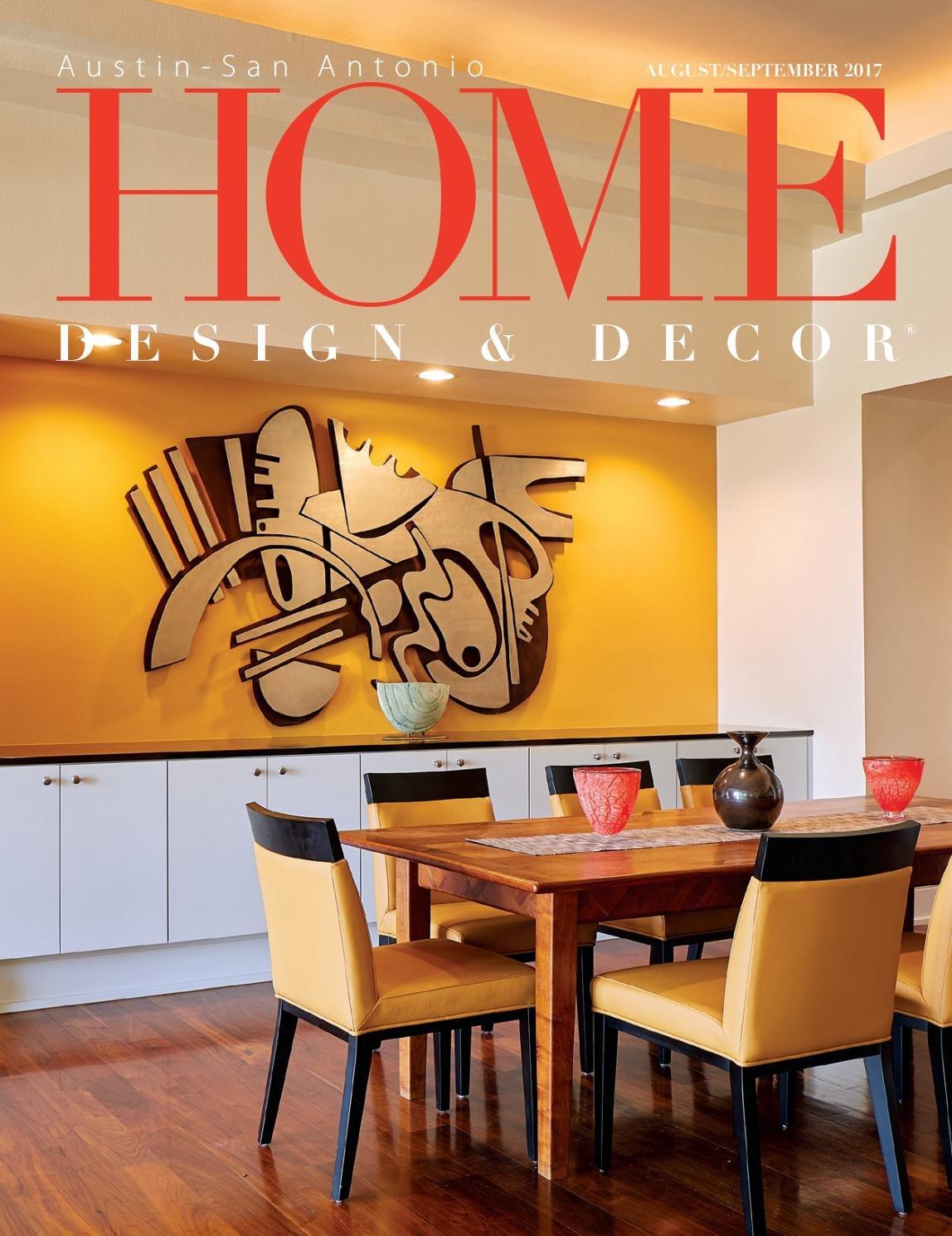 World Of Decor San Antonio Beautiful Home Design & Decor Austin San Antonio August Septemeber 2017 by Trisha Doucette issuu