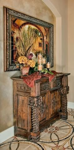 1000 images about Tuscan & Mediterranean Decorating Ideas on Pinterest