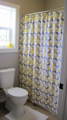 Yellow and Gray Bathroom Decor Elegant 47 Best My Yellow and Grey Bathroom Decorating A Mustard and Grey Bathroom Images On Pinterest