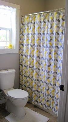 Yellow and Gray Bathroom Decor Elegant 47 Best My Yellow and Grey Bathroom Decorating A Mustard and Grey Bathroom Images On Pinterest