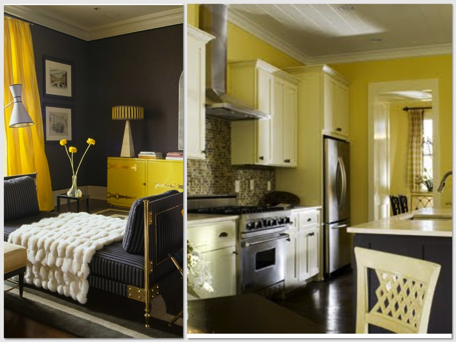Yellow and Gray Home Decor Fresh Color Me Happy Shades Of Gray & Yellow