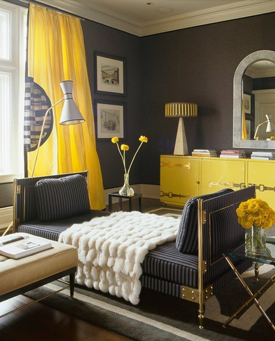 Yellow and Gray Home Decor Inspirational Anyone Can Decorate A Little Bit Of Sunshine Decorating with Yellow