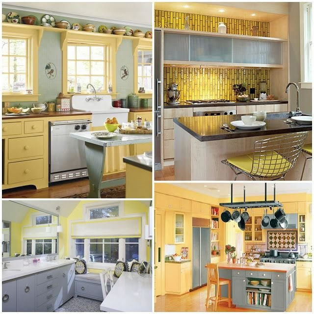 Yellow and Gray Kitchen Decor Beautiful Yellow Gray Kitchen Inspiration Photos Pearl Designs