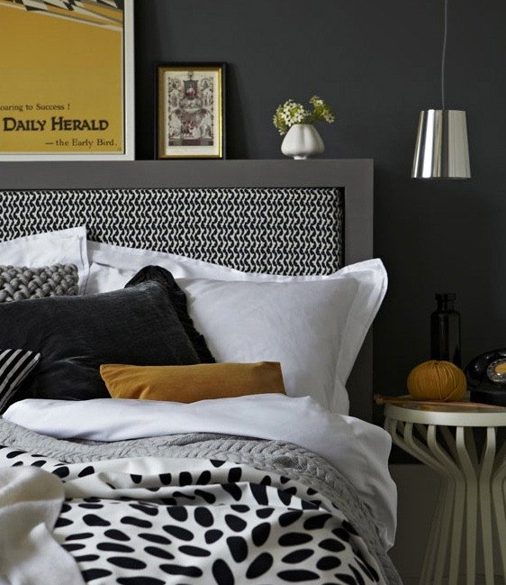 Yellow and Grey Home Decor Lovely Heart Home Fall issue Grey and Yellow Decor Inspiration Being Tazim