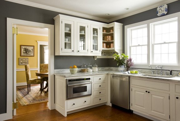 Yellow and Grey Kitchen Decor Beautiful Simple & Beautiful Grey White Color Bination