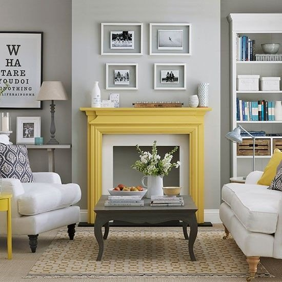 Yellow and Grey Room Decor Luxury 29 Stylish Grey and Yellow Living Room Décor Ideas Digsdigs