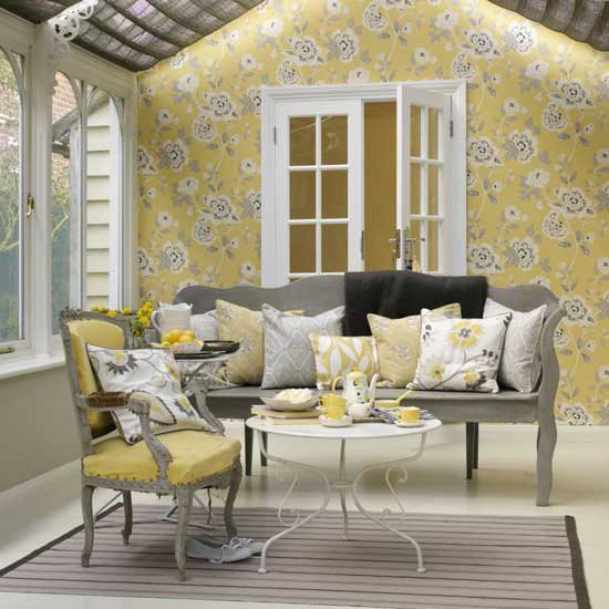 Yellow and Grey Room Decor Luxury Sunny with A Slight Overcast Decorating with Yellow and Gray Your Design Partner Llc