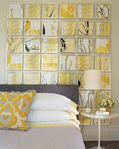 Yellow and Grey Wall Decor Elegant Light Gray and Yellow Color Scheme Calm Fall Decorating Ideas