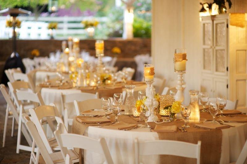 Yellow and Grey Wedding Decor Luxury Rustic Chic Yellow & Gray Wedding Every Last Detail