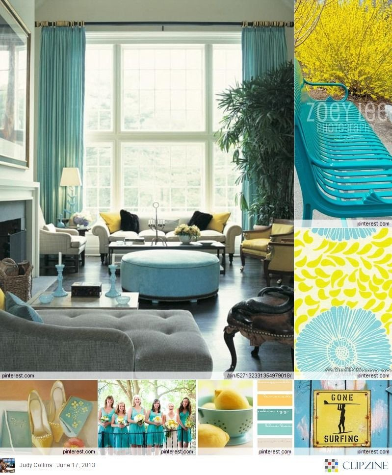 Yellow and Turquoise Home Decor Beautiful Yellow Turquoise Home Decor Pinterest
