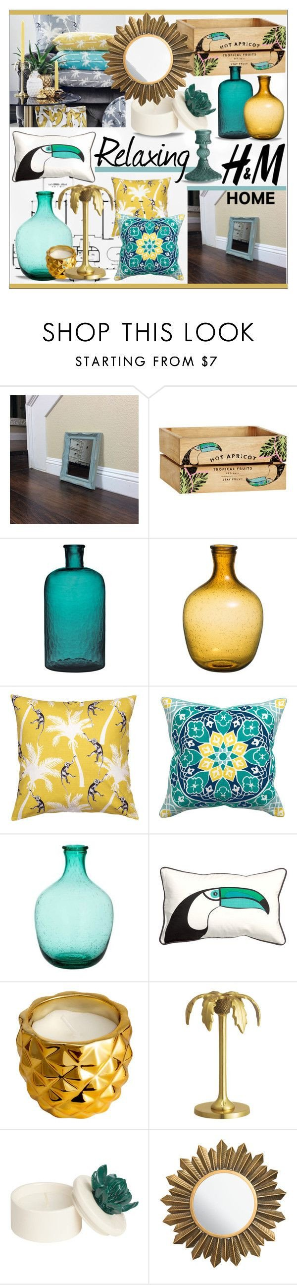Yellow and Turquoise Home Decor Luxury H & M Home Turquoise & Yellow Living Room Decorating