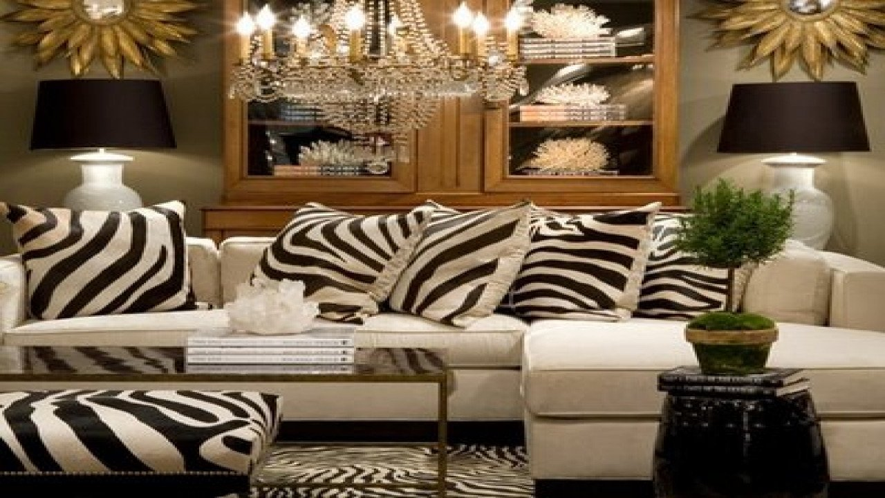 Zebra Decor for Living Room Best Of Zebra Living Room Decorating Ideas