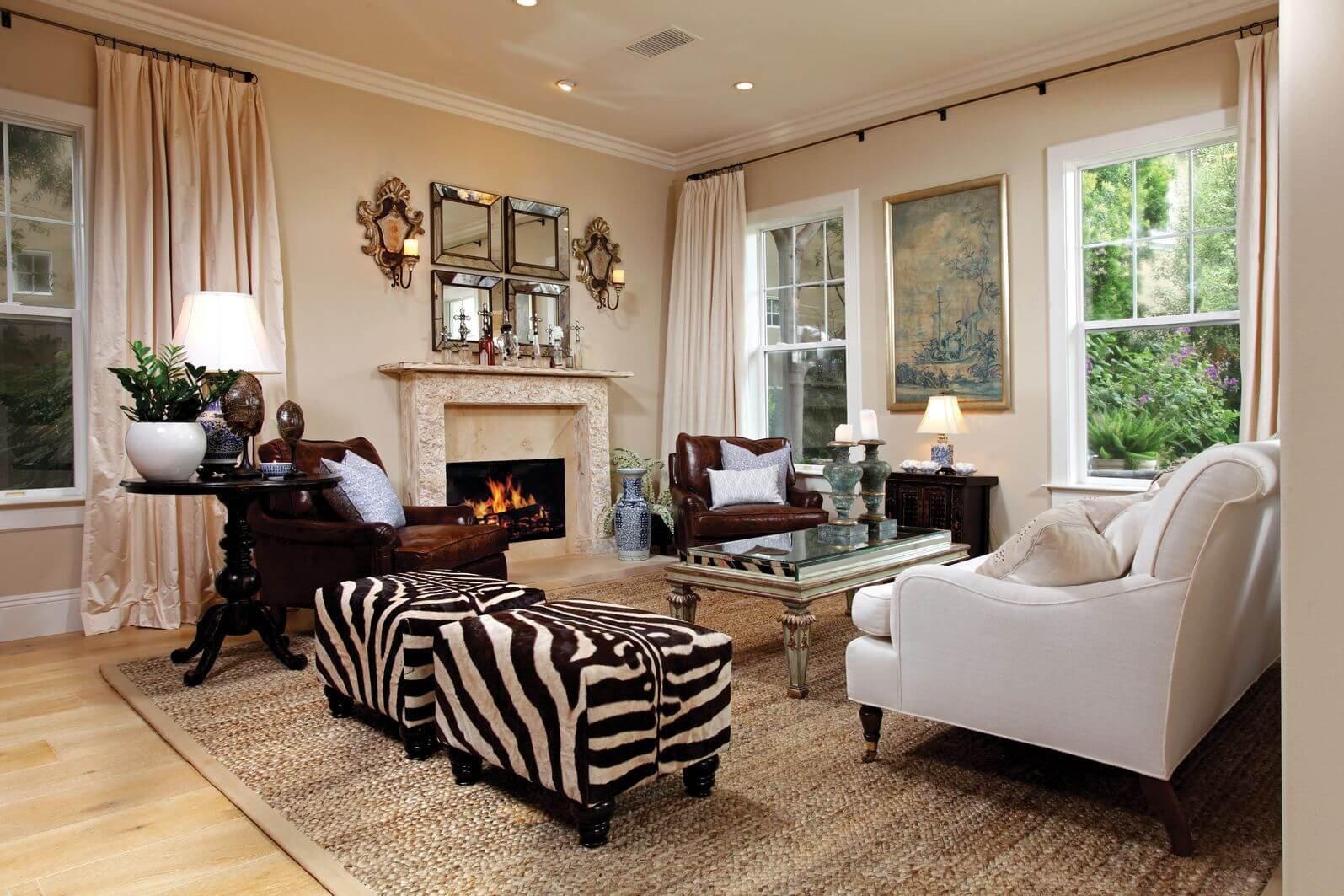 Zebra Decor for Living Room Elegant 17 Zebra Living Room Decor Ideas