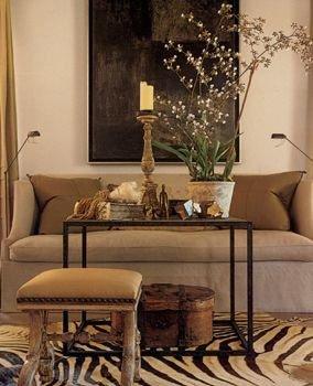 Zebra Decor for Living Room Elegant Eye for Design Decorating with Zebra Rugs A Contemporary Classic