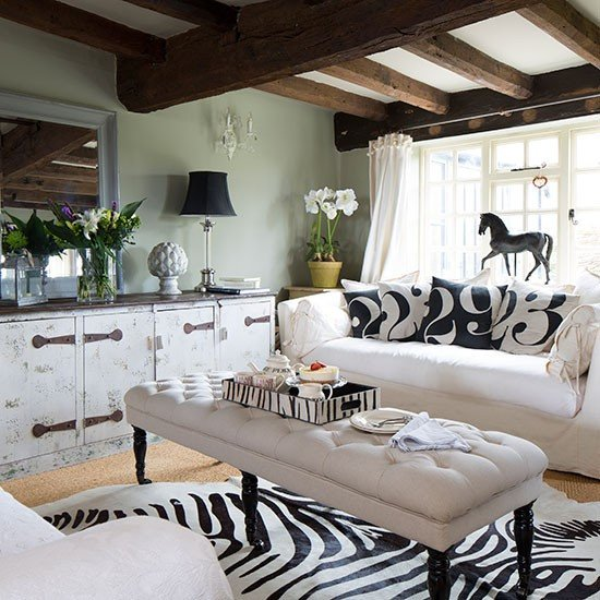 Zebra Decor for Living Room Fresh Decorating with Animal Prints Decorating