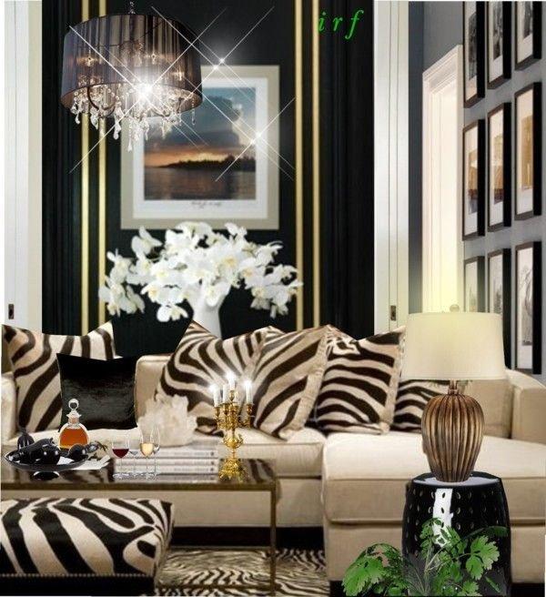 Zebra Decor for Living Room Lovely Living 50 Living Room Groups