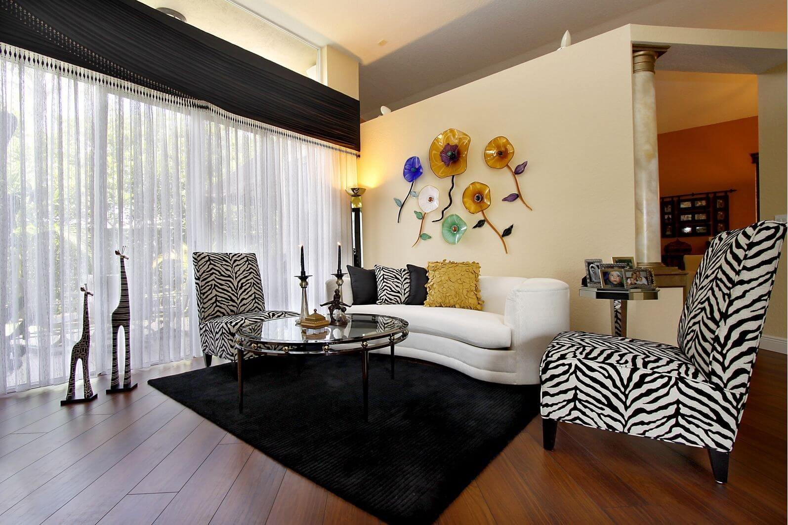 Zebra Decor for Living Room Luxury 17 Zebra Living Room Decor Ideas