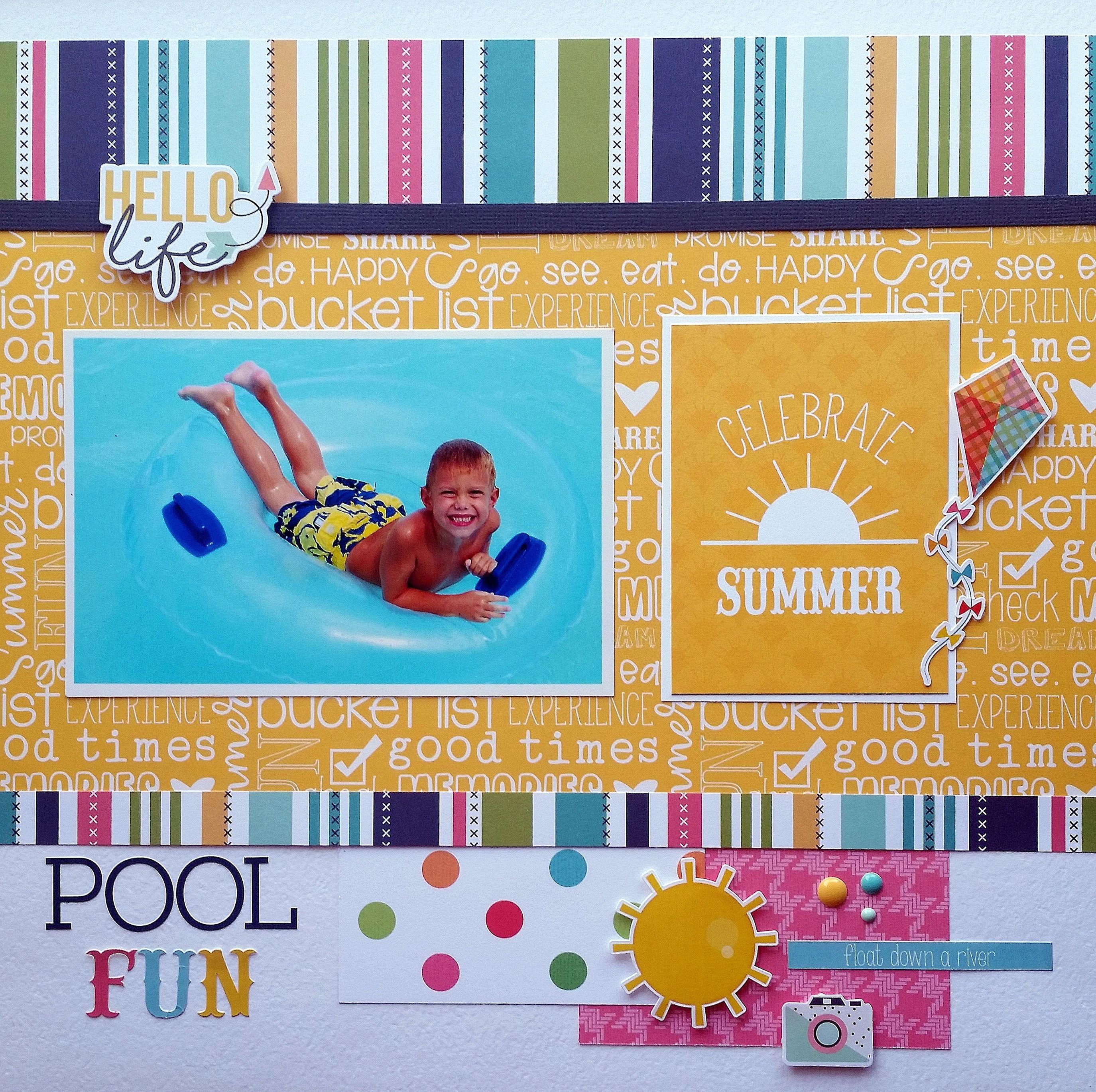 12x12 Bedroom Furniture Layout New Pool Fun Scrapbook