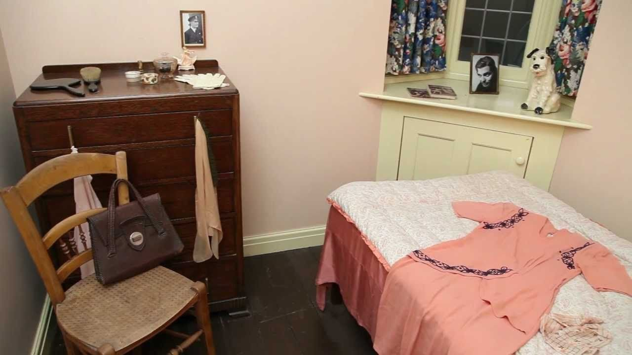1940s Bedroom Furniture Styles Best Of the 1940s House the Front Bedroom