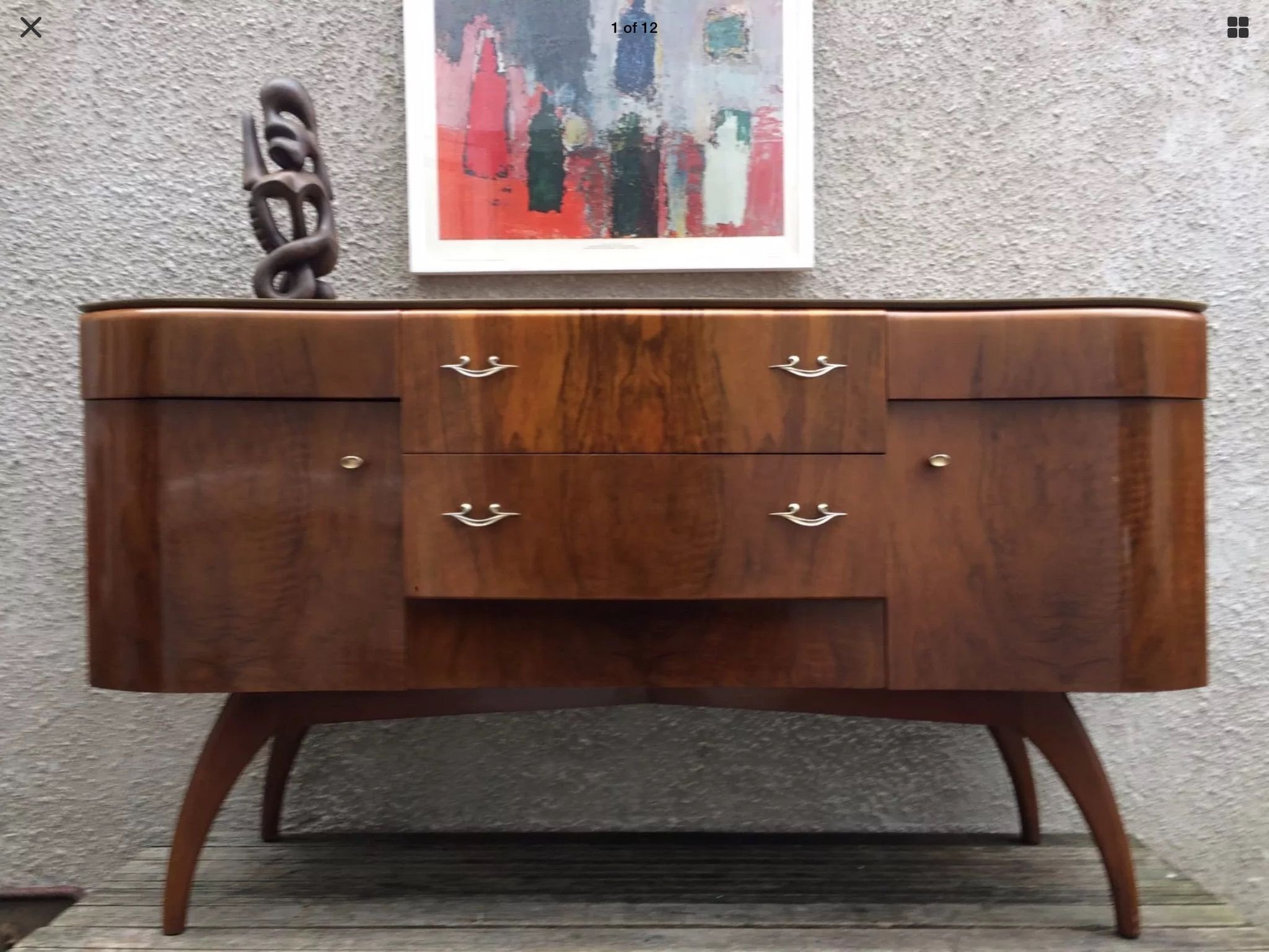1940s Bedroom Furniture Styles Inspirational Beautility Sideboard 1940s