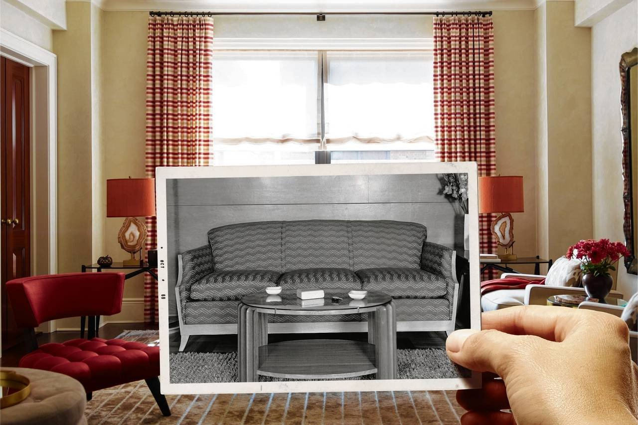 1940s Bedroom Furniture Styles Inspirational the Heirloom Challenge Working Inherited Furniture Into